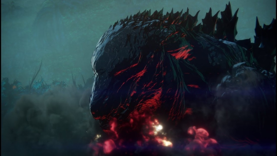 1st Godzilla Anime Film Debuts on Netflix in 190 Countries on January 17