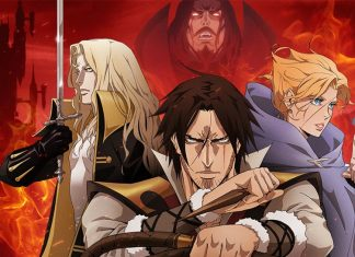 Second season of Castlevania anime will be released on Netflix