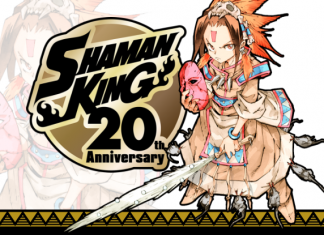 Shaman King Gets a New Story Arc for Manga This 2018!