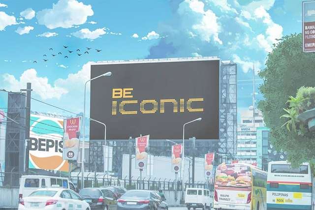 22-year-old Student Reimagines EDSA as an Anime Film arts  Anime