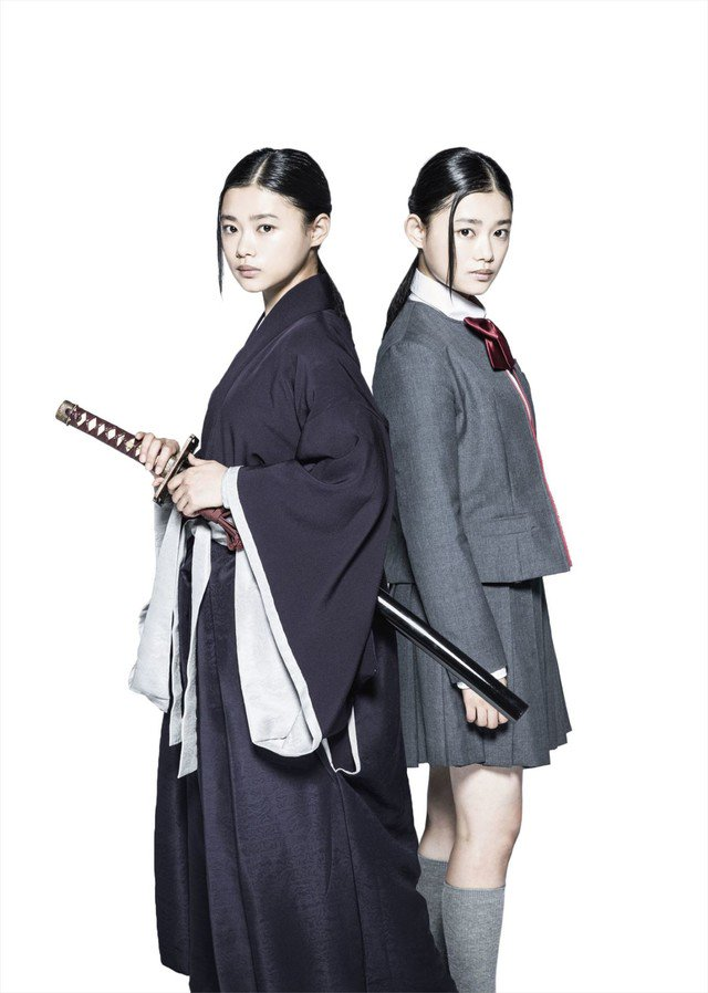 'Bleach' Live-Action Film Shares New Rukia Poster