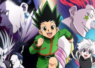"""""""Hunter x Hunter"""" Manga Resumes Serialization, 35th Volume Out In Japan Next Month"""