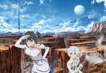 """Is It Wrong to Try to Pick Up Girls in a Dungeon?"" TV Anime Returns for 2nd Season"