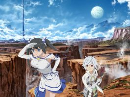 """""""Is It Wrong to Try to Pick Up Girls in a Dungeon?"""" TV Anime Returns for 2nd Season"""