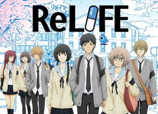 The RELIFE Manga Series Is Ending This March With It's 222nd Chapter