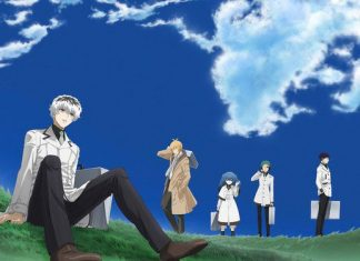 'Tokyo Ghoul:re' Shares Official Season 3 Premiere Date