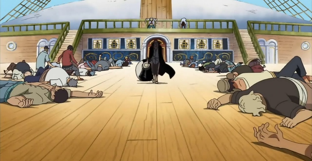 Luffy doesn't need a Second Timeskip to reach Yonko Level