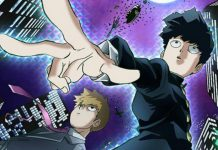 MOB PSYCHO 100 Season 2 Announced