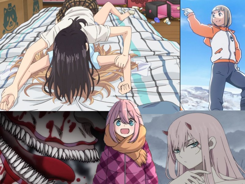 anime shows new: Six New Anime Shows To Watch This Spring ⋆ Anime & Manga