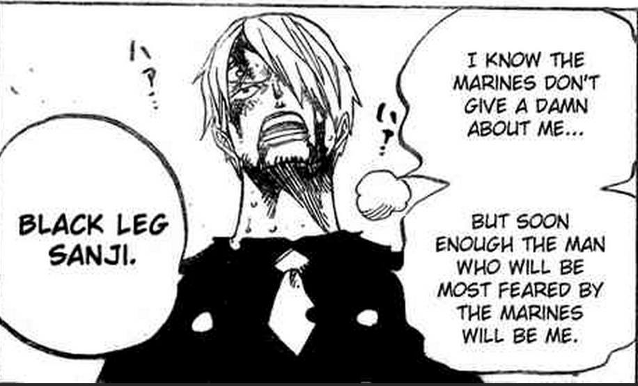 The True Power of Vinsmoke Sanji