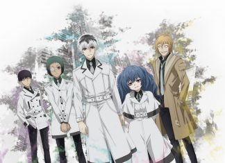 'Tokyo Ghoul' Reveals New Season 3 Reveals Exact Premiere Date