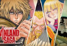 Vinland Saga Manga Gets TV Anime by Wit Studio