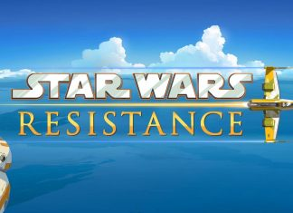 Animated Star Wars: Resistance series will explore era before The Force Awakens