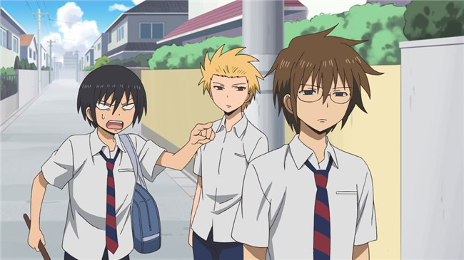 Top 10 Best Comedy Anime That Make You Laugh Till You Can't Breath