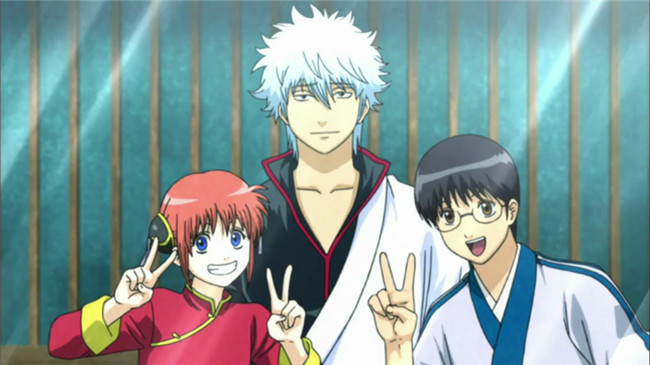Top 10 Best Comedy Anime That Make You Laugh Till You Can't Breath top-10 anime  The Devil is a Part-Timer! SKET Dance School Rumble My Ordinary Life Gintama Daily Lives of High School Boys Comedy Anime Arakawa Under the Bridge Anime