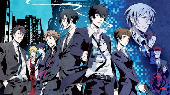 Top 10 Best Detective Anime Series of All Time top-10 anime  UN-GO Psycho-Pass Hyouka Gosick Death Note Anime 2018