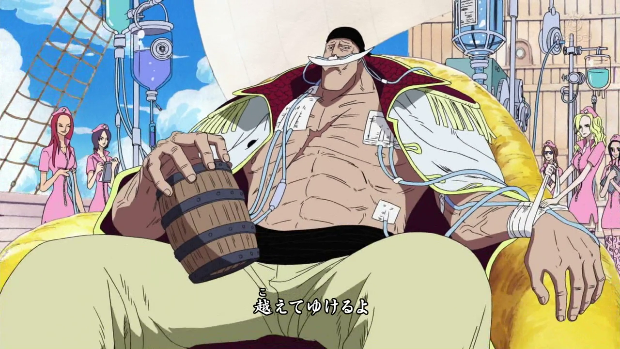 Whitebeard – The Never Becoming King ⋆ Anime & Manga