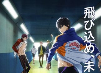 Free! Sequel Anime Confirms Summer 2018 Broadcast!