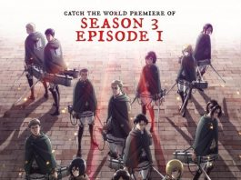 Funimation Rolls out 'Attack on Titan' Season 3 Early with Epic Theatrical Event