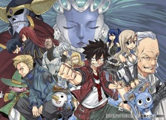 "Hiro Mashima's New Manga ""Eden's Zero"" Will be Published in 6 Languages"
