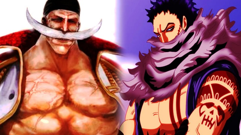 Is Katakuri The New Whitebeard?