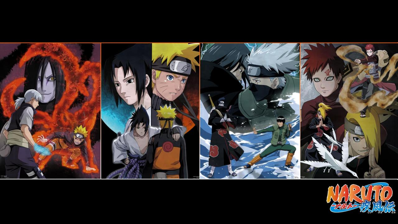 Naruto Shippuden Filler – A Complete Guide ⋆ Anime & Manga