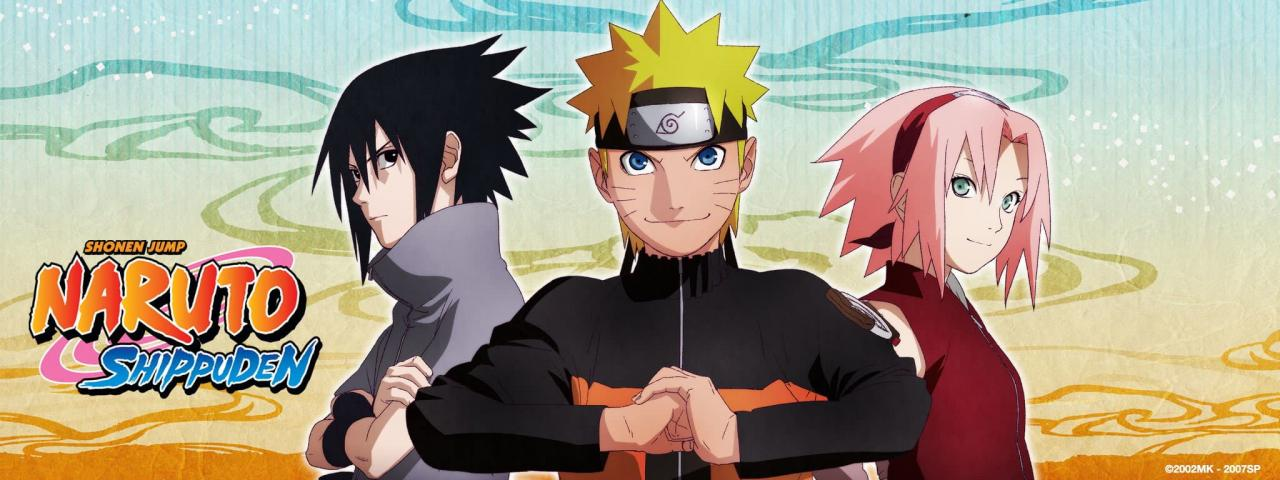 The complete naruto shippuden episode guide (no fillers.
