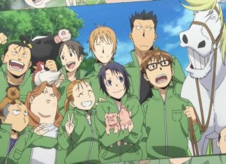 Silver Spoon Manga to Return from Hiatus on May 23
