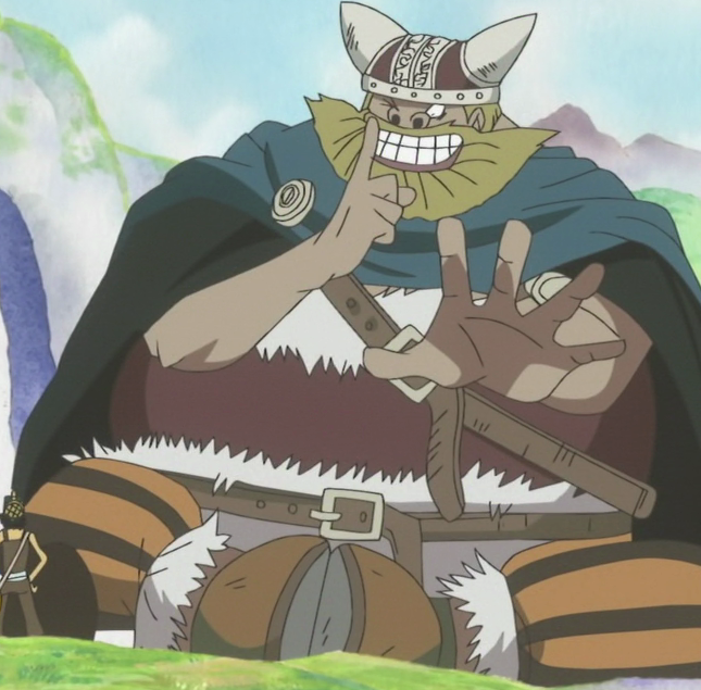 TOP 10 Oldest Characters in One Piece