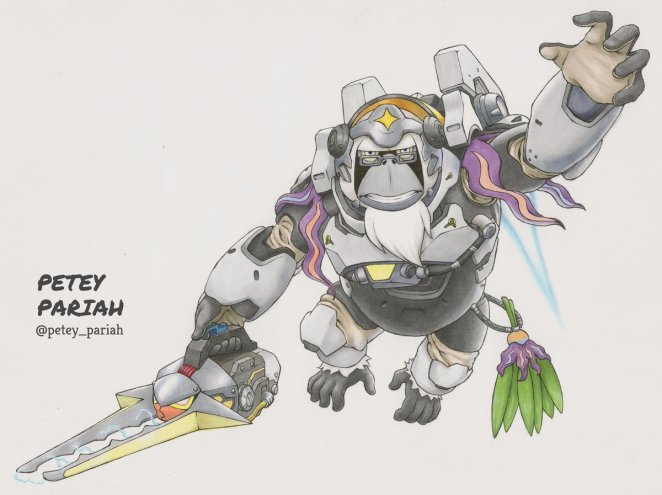 You Gotta Catch 'Em All in this Pokemon and Overwatch Crossover