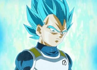 'Dragon Ball' Officially Reveals Evil Saiyan's Name & Yes it's Also A Vegetable