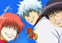Gintama Anime's Return Date Set