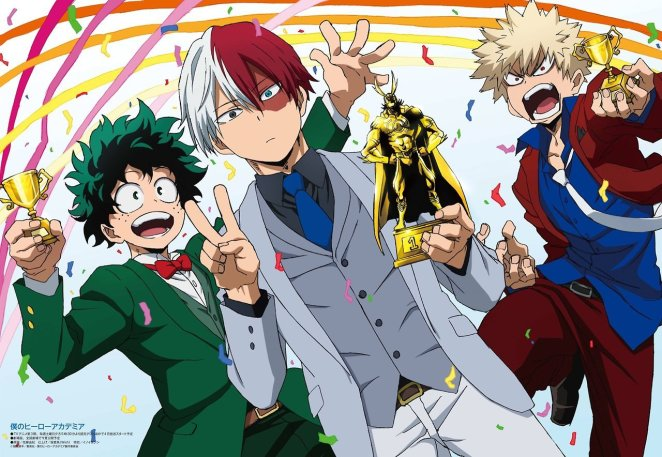 Heres Your Must Watch Anime Series Movies For Summer 2018