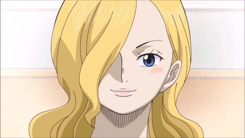 Luffy's Mother Personality