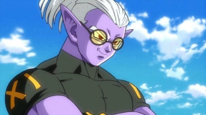 Toriyama Introduces Us To The New Evil Saiyan For The Dragon Ball Heroes Anime