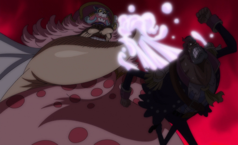 Each Yonko Represents a Specific Test for Luffy
