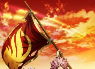 Final Fairy Tail TV Anime Reveals Visual, Confirms October Premiere