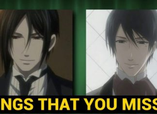 10 Things That You Probably Missed In Black Butler Anime