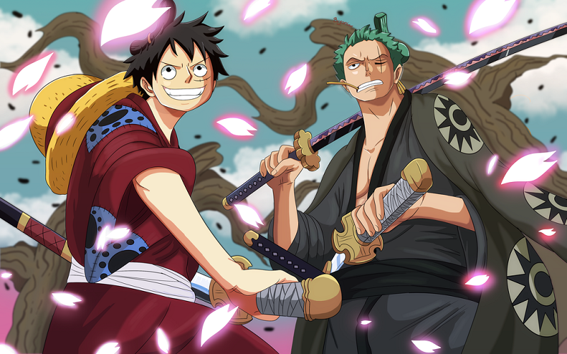 24 Reasons why Luffy is the Luckiest Character Ever in One Piece