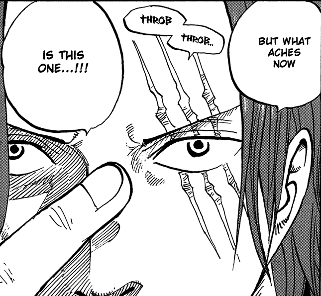 How and when Shanks got his scars from Blackbeard