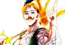 Kickass Escanor Facts Seven Deadly Sins
