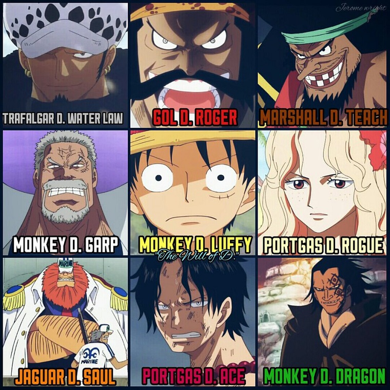 MONKEY D. DRAGON'S PAST AND HIS TRUE GOAL