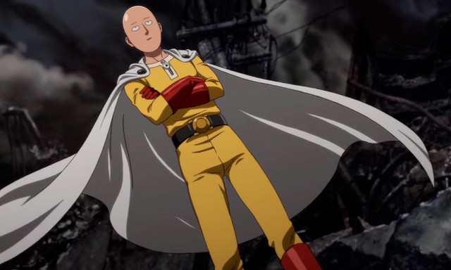 One-Punch Man TV Anime Returns for Second Season in April of 2019