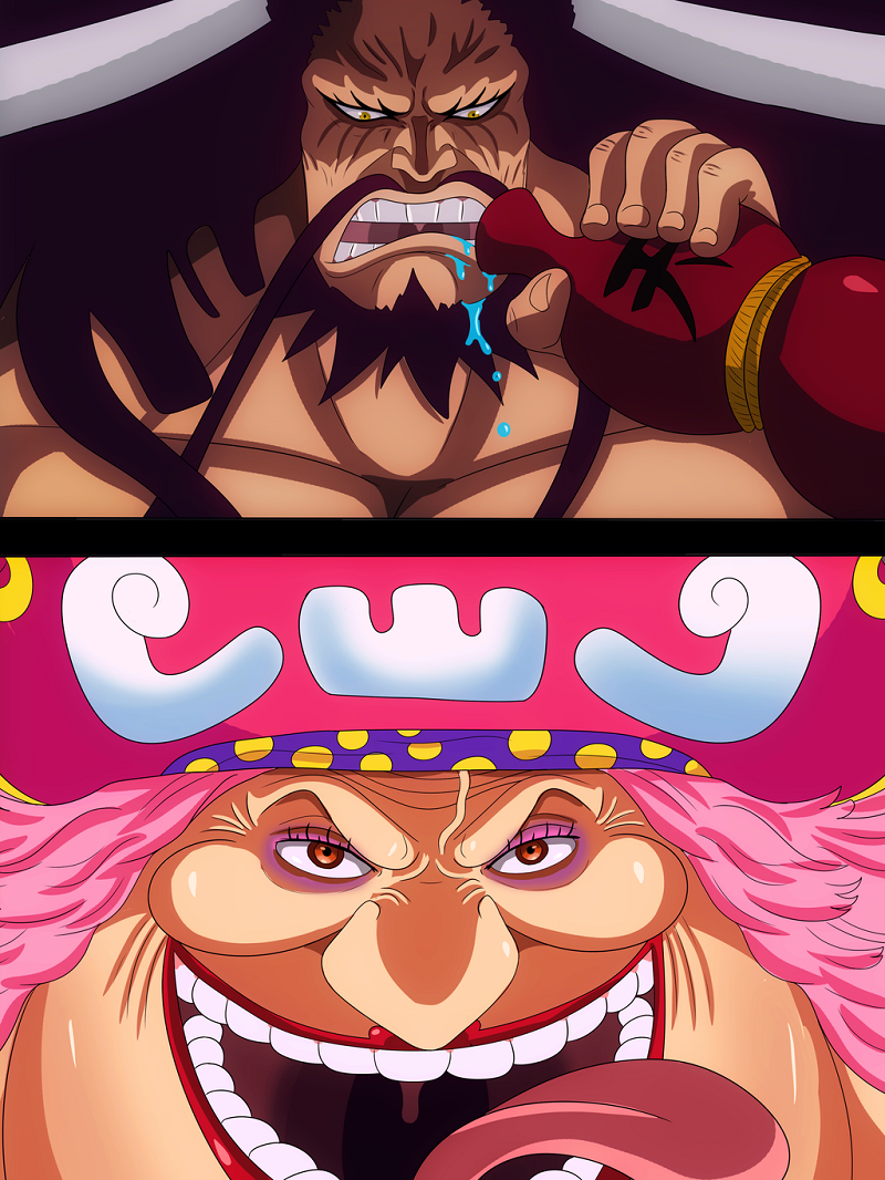 Kaido's Devil Fruit and How He can be beaten by the Straw Hats
