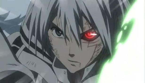 King's Eye – 10 Anime Series Featuring Eye Powers