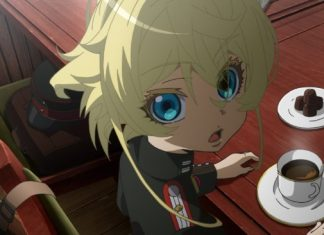 Sequel 'Youjo Senki' Anime Film to Debut This Winter