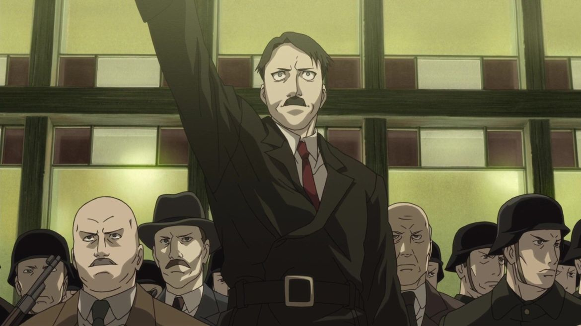 The troubling relationship between anime and fascism
