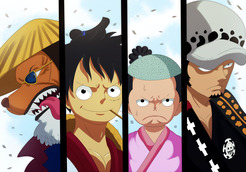 TIME-TIME Devil Fruit finally introduced in One Piece!