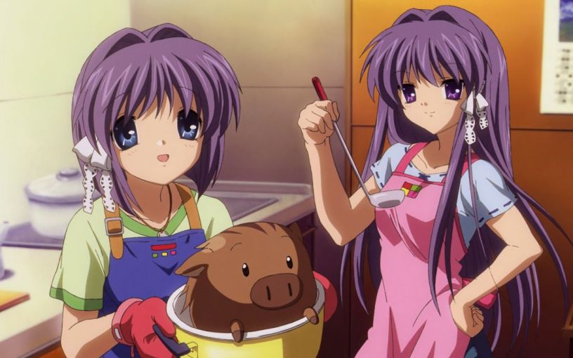 9 of the Best Sets of Twins in Anime
