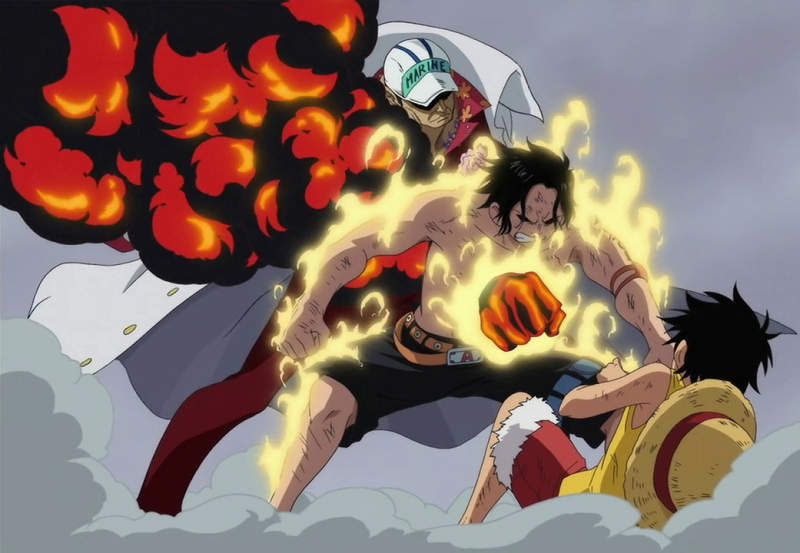 Akainu is confirmed to have the Most Powerful Attack among Devil Fruits!